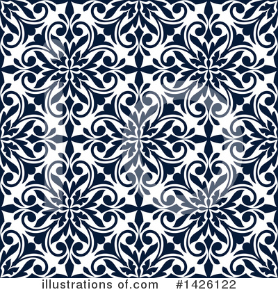 Damask Clipart #1426122 by Vector Tradition SM