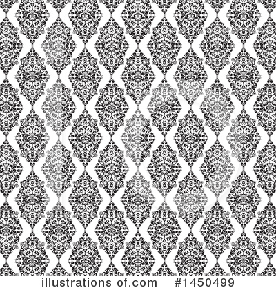Damask Clipart #1450499 by KJ Pargeter