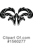 Damask Clipart #1560277 by dero