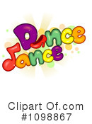 Dance Clipart #1098867 by BNP Design Studio