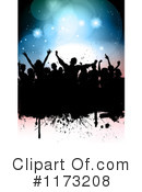 Dance Clipart #1173208 by KJ Pargeter