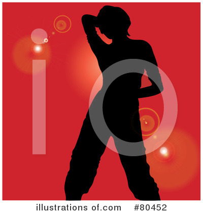 Dancer Clipart #80452 by Pams Clipart