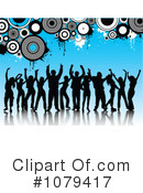 Dancers Clipart #1079417 by KJ Pargeter