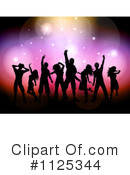 Dancers Clipart #1125344 by KJ Pargeter