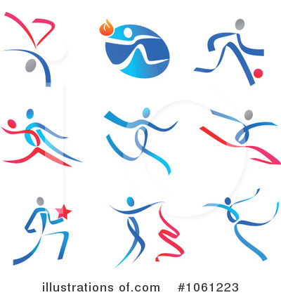 Dancer Clipart #1061223 by Vector Tradition SM