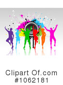 Dancing Clipart #1062181 by KJ Pargeter