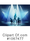 Dancing Clipart #1067477 by dero