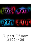 Dancing Clipart #1094429 by KJ Pargeter