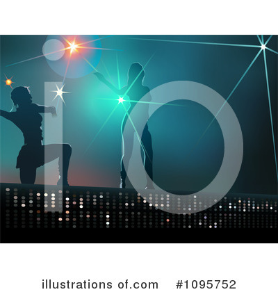 Disco Clipart #1095752 by dero