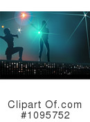 Dancing Clipart #1095752 by dero