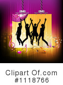 Dancing Clipart #1118766 by merlinul