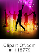 Dancing Clipart #1118779 by merlinul