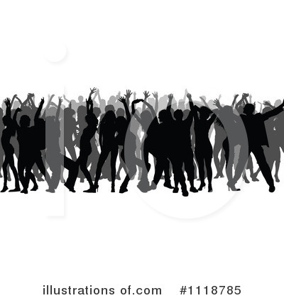 Dancing Clipart #1118785 by dero