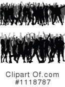 Dancing Clipart #1118787 by dero