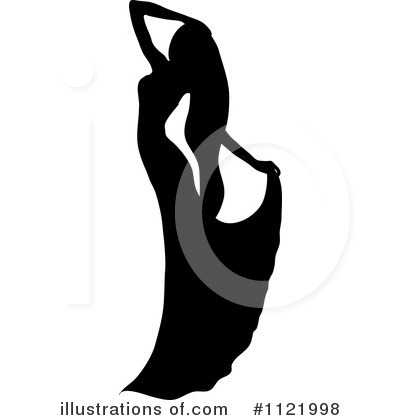 Fashion Clipart #1121998 by Pams Clipart