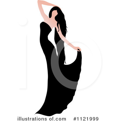 Fashion Clipart #1121999 by Pams Clipart