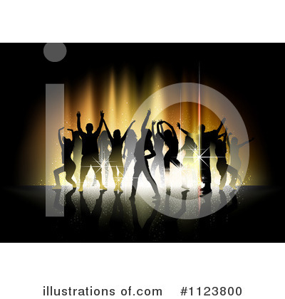 Dancing Clipart #1123800 by dero