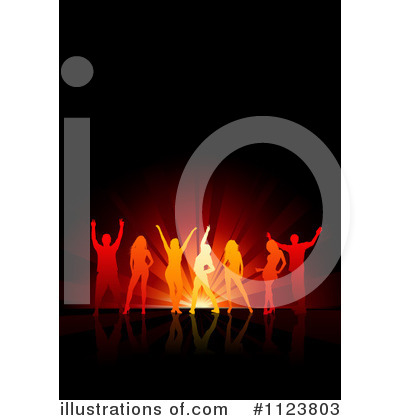 Dancing Clipart #1123803 by dero