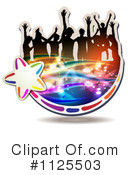 Dancing Clipart #1125503 by merlinul