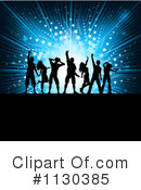 Dancing Clipart #1130385 by KJ Pargeter