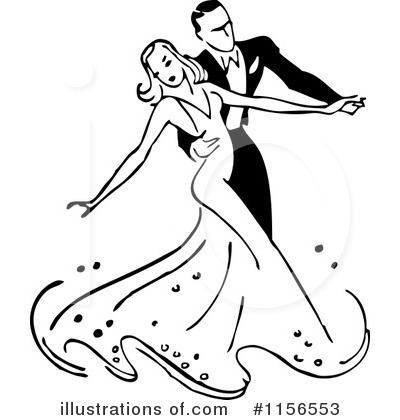 Dancing Clipart #1156553 by BestVector
