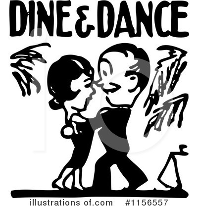 Dancing Clipart #1156557 by BestVector