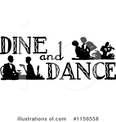 Dancing Clipart #1156558 by BestVector