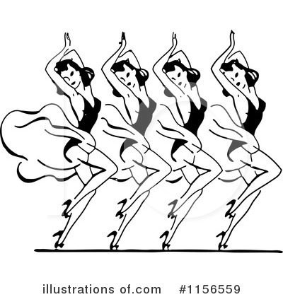 Dancing Clipart #1156559 by BestVector