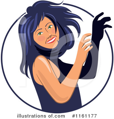 Dancing Clipart #1161177 by Frisko