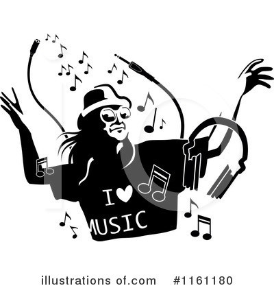Dancing Clipart #1161180 by Frisko