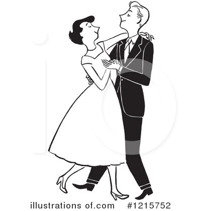 Courting Clipart #1215752 by Picsburg