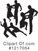 Dancing Clipart #1217064 by dero