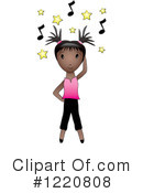 Dancing Clipart #1220808 by Pams Clipart