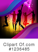Dancing Clipart #1236485 by merlinul