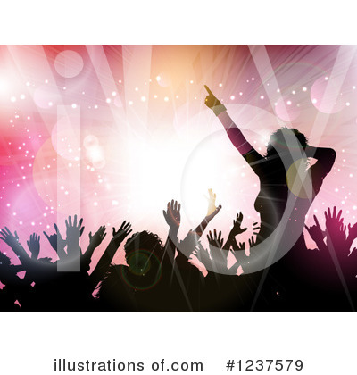 Music Clipart #1237579 by KJ Pargeter