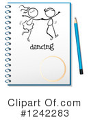 Dancing Clipart #1242283 by Graphics RF