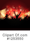 Dancing Clipart #1253550 by KJ Pargeter