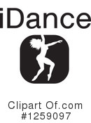 Dancing Clipart #1259097 by Johnny Sajem
