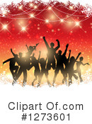Dancing Clipart #1273601 by KJ Pargeter