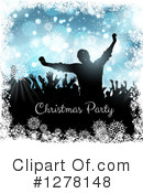 Dancing Clipart #1278148 by KJ Pargeter