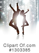 Dancing Clipart #1303385 by KJ Pargeter