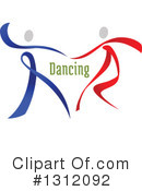 Dancing Clipart #1312092 by Vector Tradition SM