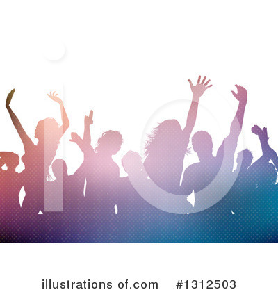 Dancing Clipart #1312503 by KJ Pargeter