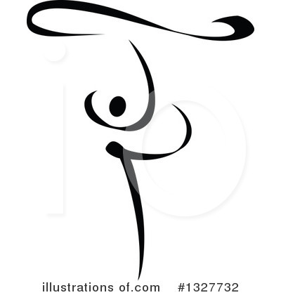 Dancer Clipart #1327732 by Vector Tradition SM