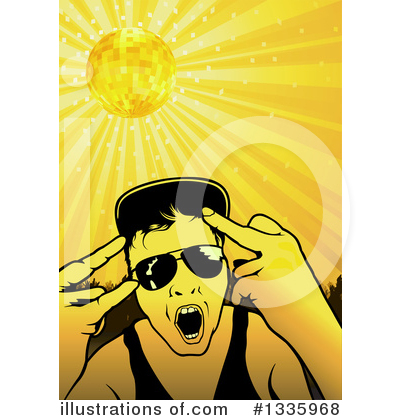Disco Clipart #1335968 by dero