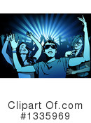Dancing Clipart #1335969 by dero