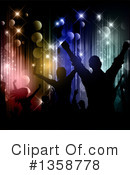 Dancing Clipart #1358778 by KJ Pargeter