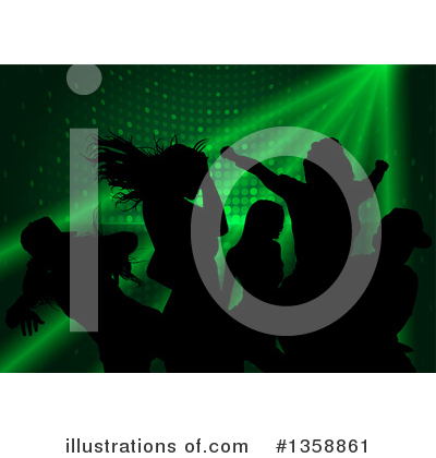 Dancing Clipart #1358861 by dero