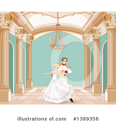 Princess Clipart #1389356 by Pushkin
