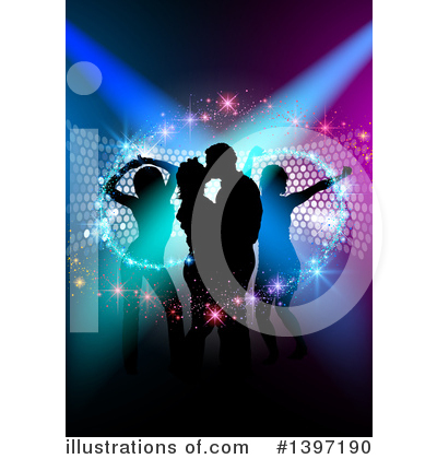 Dancing Clipart #1397190 by dero